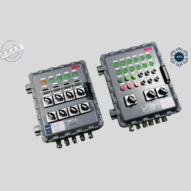 防爆电气控制箱 MAMX-02/03-系列