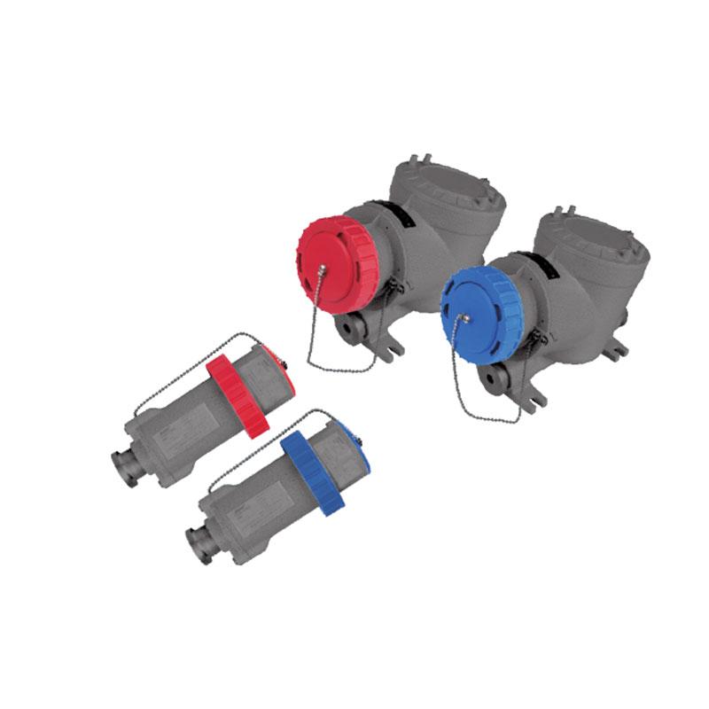 防爆插头插座MOLT03