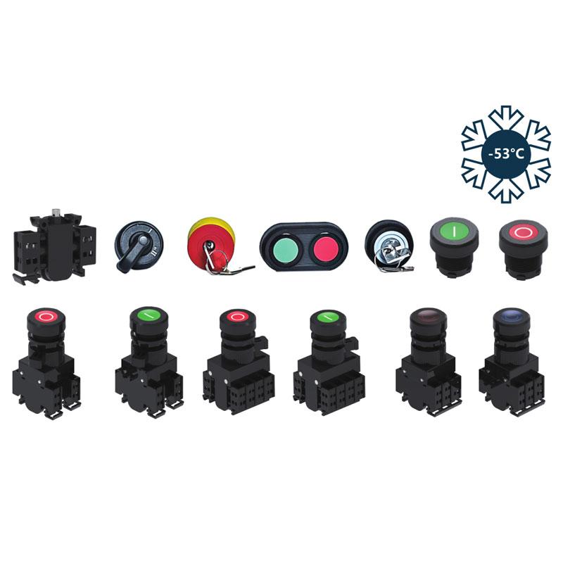 防爆控制按钮MEC-0301系列