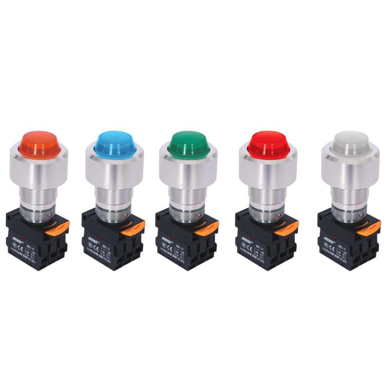 带灯按钮MEC-0707
